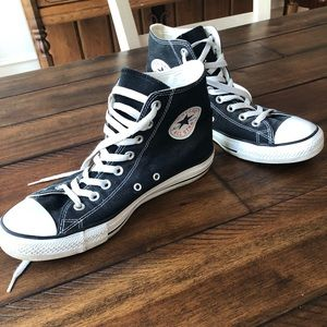 Converse All Star Chuck Taylor's, black